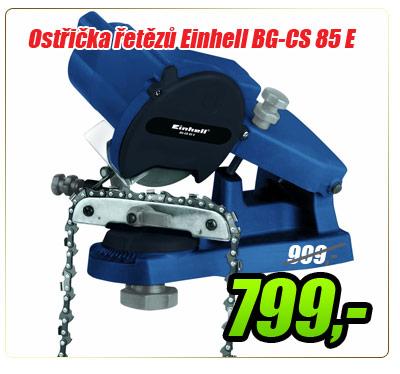 Ostřička řetězů Einhell BG-CS 85 E