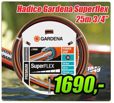 Hadice Gardena Premium